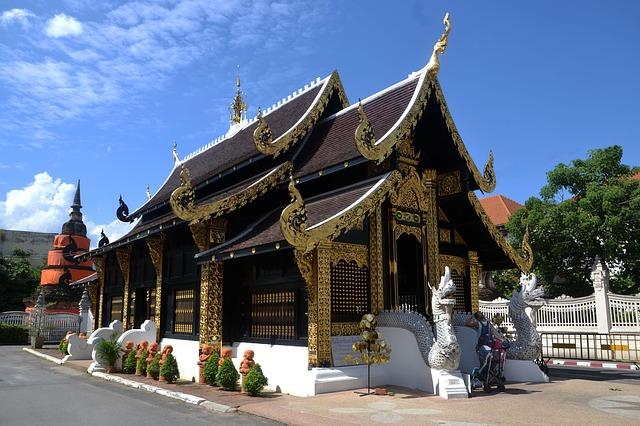 【5つ星ホテル】メリディアン チェンマイ(Le Meridien Chiang Mai Hotel)滞在記