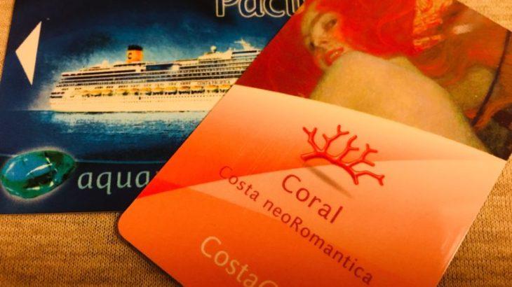 コスタネオロマンチカのコスタカード
