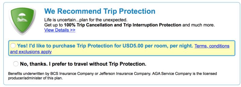 priceline protection