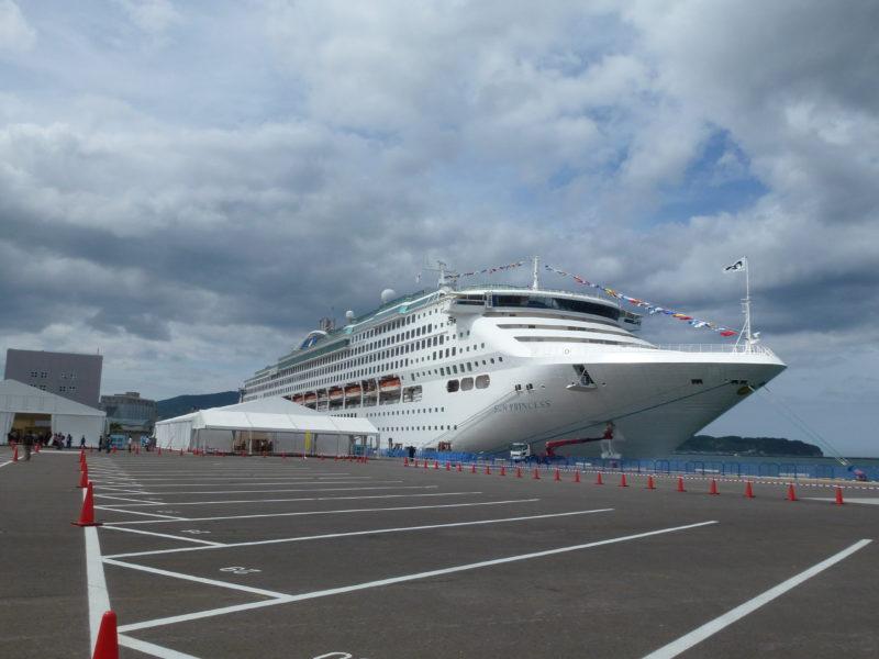 【2018ダイヤモンドプリンセス乗船記】01.ワンランク上の上質な船旅へ。ルートと予約方法のご紹介
