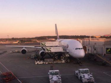 タイ国際航空A380ファーストクラス搭乗記バンコク→ロンドン