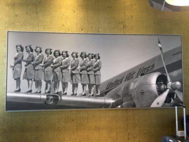 ヒースロー空港ユナイテッド航空ラウンジに潜入