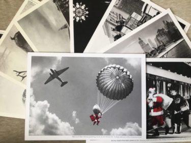 毎年恒例グローブトロッターのクリスマスカードが到着!過去のカードも一挙公開!